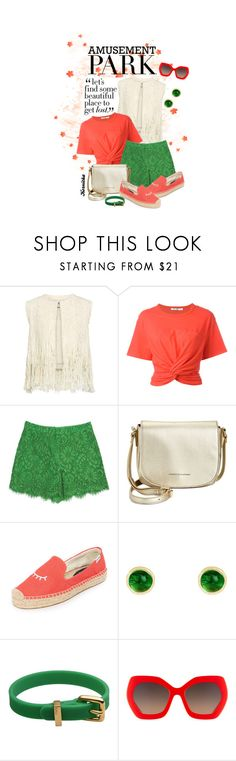 """""""nr 1371 / 60-Second Style: Amusement Park"""" by kornitka ❤ liked on Polyvore featuring Sea, New York, T By Alexander Wang, Dolce&Gabbana, Tommy Hilfiger, Soludos, Latelita, Marc by Marc Jacobs, Alice + Olivia, amusementpark and 60secondstyle"""