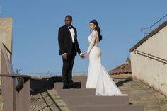 Kim Kardashian West and Kanye West's wedding album - Kim Kardashian West and Kanye West's wedding album – Vogue Australia - Kim Kardashian Kanye West, Kim E Kanye, Kardashian Nails, Kanye West And Kim, Kardashian Style, Amber Rose, Wedding Beauty, Wedding Makeup, Kanye West Wedding
