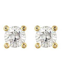 Two Tone Earrings #maxandchloe