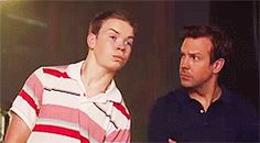 We're The Millers (2013) William Poulter as Kenny Miller #film #gif