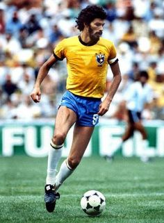 Socrates, Brasil Football Team 1982