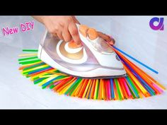 10 New Amazing Drinking Straw Crafts ideas | Best out of waste | Artkala 323 - YouTube