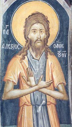 Το Μακεδονικο: Μνήμη Αγίου Αλεξίου, του Ανθρώπου του Θεού (17 Μαρ...