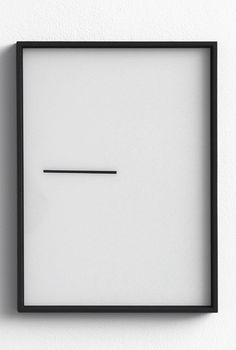 Florian Pumhösl | Plakat (# 1), 2007 | Acrylic lacquer painted on reverse of glass plate