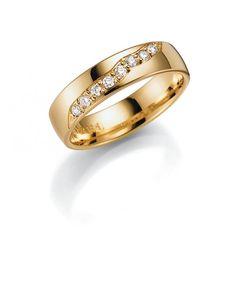 Schalins, Glimma-timanttisormus, keltakultainen Wedding Attire, Wedding Rings, Engagement Rings, Jewelry, Enagement Rings, Jewlery, Jewerly, Schmuck, Jewels