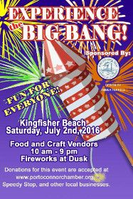 Port O'Connor - Annual Fourth Fireworks Display