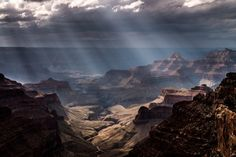 "North Rim Beams - USA by Stefan Forster ........................... https://www.globe-tripper.com | ""Home-made Hospitality"" 
