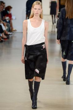 Jil Sander Spring 2015 Ready-to-Wear - Collection - Gallery - Look 1 - Style.com