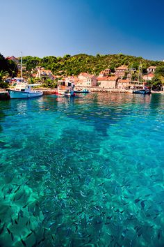 The Elaphiti Islands or the Elaphites (Croatian: Elafitski otoci or Elafiti) is a small archipelago consisting of several islands stretching northwest of Dubrovnik, in the Adriatic sea.
