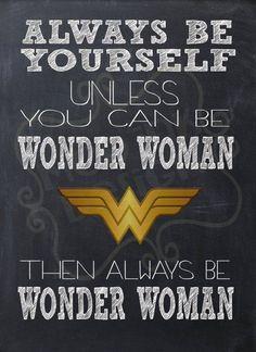 20 ideas for pop art girl power wonder woman Wonder Woman Quotes, Wonder Woman Shirt, Wonder Woman Movie, November Quotes, Wonder Woman Birthday, Pop Art Girl, Strong Women, Girl Power, Inspire Me