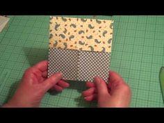 Envelope Card Tutorial (Part 2) - YouTube