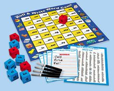 Roll & Write Word Game   shopswell