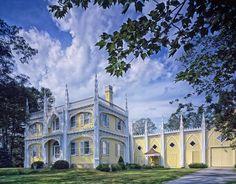 Kennebunk, Maine, Esküvői Torta Ház, Otthon, Építészet