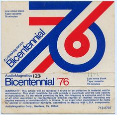 Bicentennial76_card by cmpb301, via Flickr