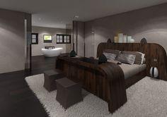 A Anemone Multimedia Bed é uma cama de luxo para aqueles que apreciam conforto e tecnologia de alto nível em som e imagem. Esta cama traz um sistema de som automatizado de última geração da famosa fabricante Bang & Olufsen, um dock station para acoplar um iPhone ao conjunto e uma TV.