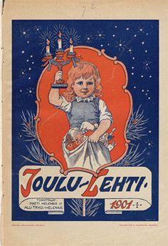 joulu-lehti 1901