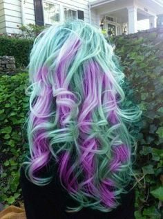 Join The Pastel Hair Craze Today!