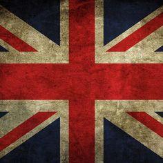Bandeira da Inglaterra <3 <3 <3