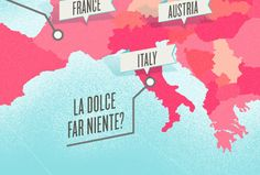 Map-fographic / kelli anderson