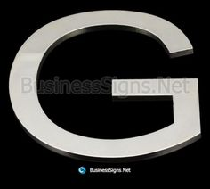 Order laser cutting solid stainless steel signs or precision fabrication for deeper hollow stainless steel letters in mirror polished finishes with high quality services from us now. Business Signs, Side View, Laser Cutting, Surface, Polish, Stainless Steel, Led, Mirror, Vitreous Enamel