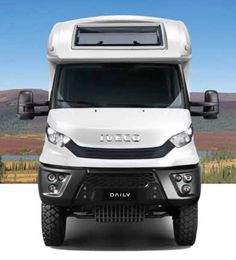 Daily 4x4 camper Iveco Daily 4x4, Expedition Truck, Off Road Camper, Sprinter Van, Vw Bus, Motorhome, Campers, Rv, Vans