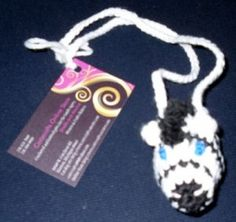 Great Easter basket filler gift. Buy this Zebra necklace now for $4.95
