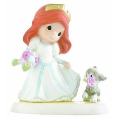 "Precious Moments Disney ""You Will Be Forever A Part Of My World"" Figurine SOMEONE GET THIS FOR ME!"