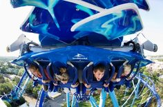 Where is the best seat on SeaWorld Orlando's Manta?
