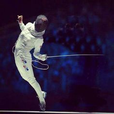 """From """"I love Fencing"""" Facebook page"""