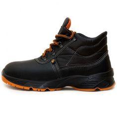 Μποτάκι Εργασίας Μαύρο Χωρίς Σίδερο Jordans Sneakers, Air Jordans, Hiking Boots, Shoes, Fashion, Moda, Shoe, Shoes Outlet, Fashion Styles