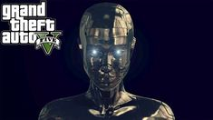 GTA 5 BİLİNMEYENLER -  Uzaylı Robotlar Batman, Darth Vader, Superhero, Game, The Originals, Youtube, Fictional Characters, Gaming, Toy