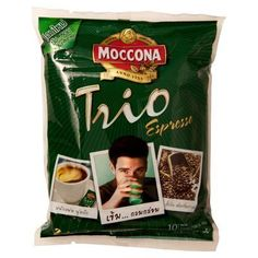 Moccona Trio Instant Coffee Mixed Espresso 18g Pack 28sachets -- Learn more by visiting the image link.