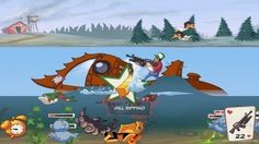 Super Dynamite Fishing Premium APK Mod v1.2.4 - Android Game