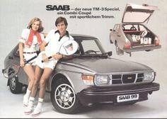 Great Saab add!