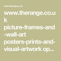 www.therange.co.uk picture-frames-and-wall-art posters-prints-and-visual-artwork opulent-black-and-gold-studded-canvas