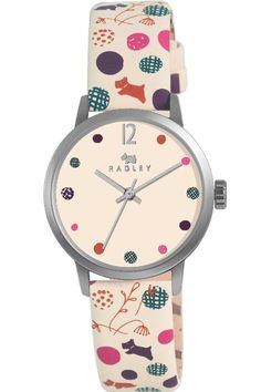 Radley London Watches Ladies On The Dot Watch RY2183