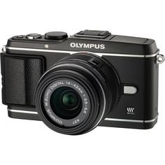 The Olympus EP3. My future camera. I am so excited about this. $899