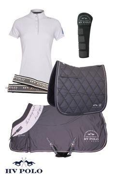 ..HV Polo Pro Grey #Epplejeck #HVPOLO #PRO #grey