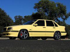 1995 Volvo 850T5R
