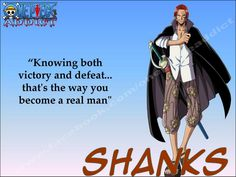 Shanks Quote http://buzzotaku.com/2014-05/onepiece-quotes.html