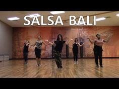 "ZUMBA WITH CAT ""Salsa Bali"" ZIN 48 - YouTube"