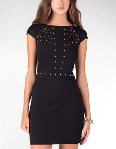 Little black dress - Stradivarius