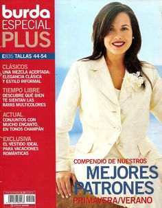 BURDA+magazine+plus+sizes+spring/summer+2005+by+patronescostura,+$7.50