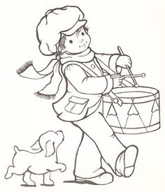 the little drummer boy coloring page - 1000 images about little drummer boy on pinterest