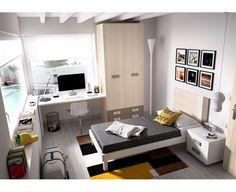 Dormitorio Juvenil Modelo Joven 12