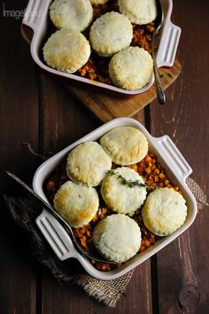 Vegan Lentil Pot Pie - healthy, filling, intensely satisfying! Perfect dish during fall or winter.