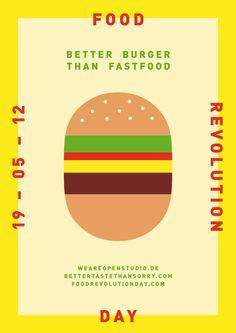 Better Burger Than Fastfood poster