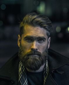 Beard▶ https://pinterest.com/johnjliam/fedora-trilbys-day-off-~-beard-styler/