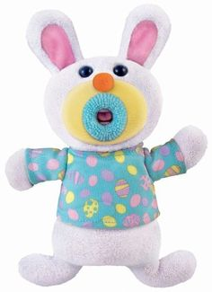 $24 Mattel The Sing-A-Ma-Jigs-Special Bunny Edition by Fisher-Price, http://www.amazon.com/dp/B004444AFO/ref=cm_sw_r_pi_dp_FjhUrb0MGRYZ8