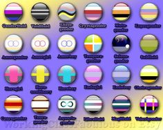 Fluid Gender Pride Flag 1.5 Pinback Button by WorkingClassFabulous